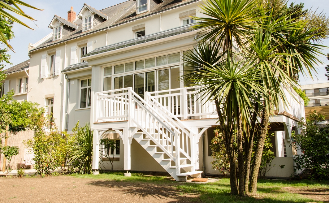 Extension d'une villa classée à La Baule