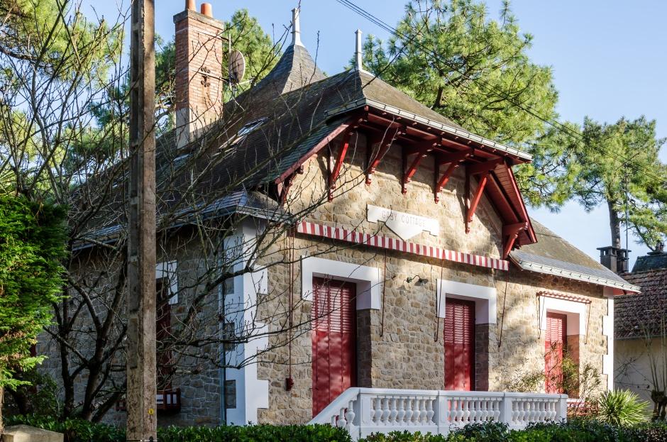 R novation d 39 une villa la baule for Acheter une maison a la baule