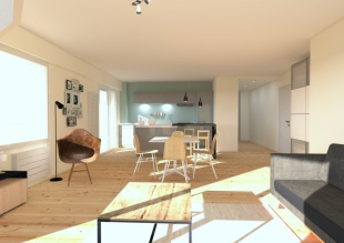 rénovation appartement la baule