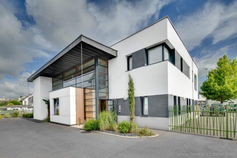 architecte 44 saint-nazaire siège STRAN atelier alias