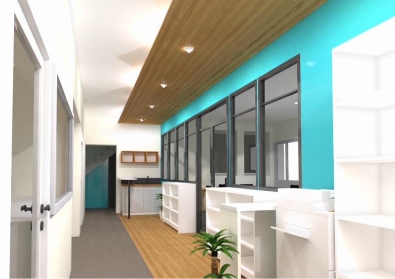 aménagements bureaux campbon