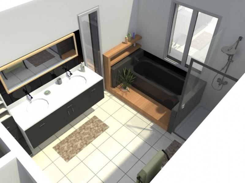 Aménagement d'une salle de bain à La Baule
