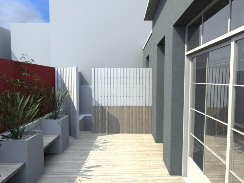 aménagement terrasse la baule