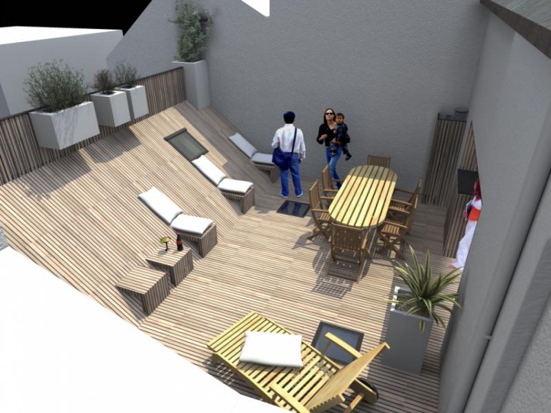 aménagement toiture terrasse
