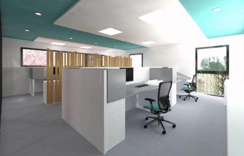 Constructions de bureaux atelier alias architecture nantes 44