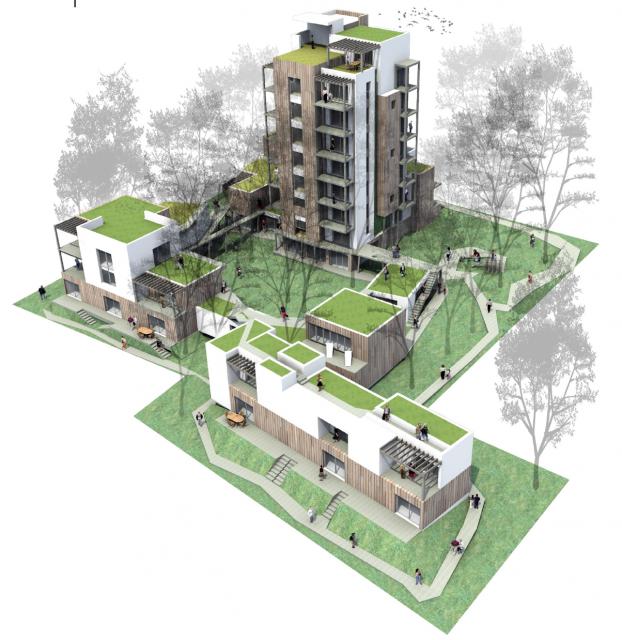 36 logements et services à Pornichet