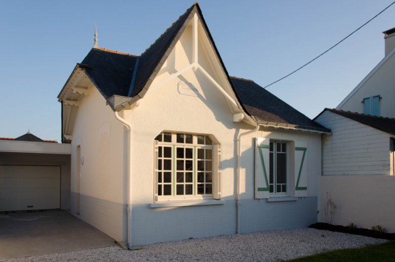 extension maison la baule