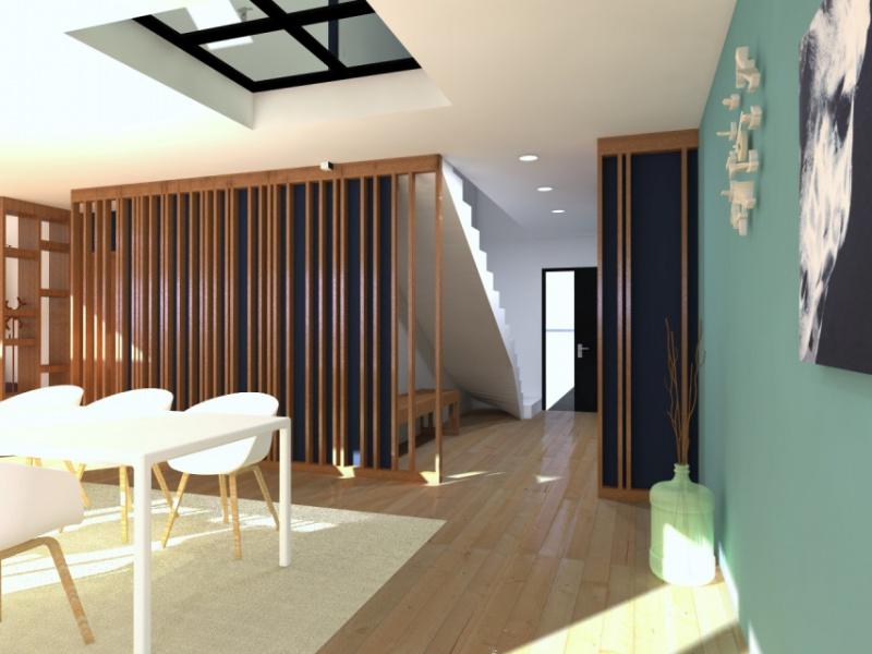 rénovation et extension d'une maison Pornichet