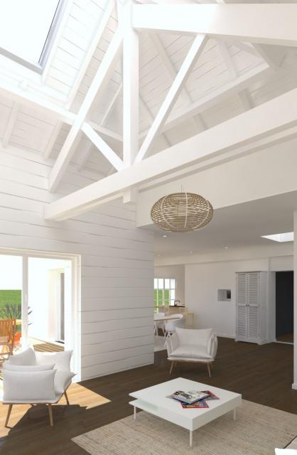 rénovation extension maison la baule