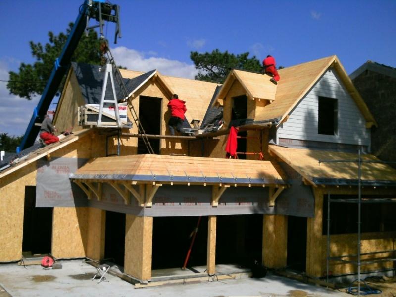 maison bois pornichet
