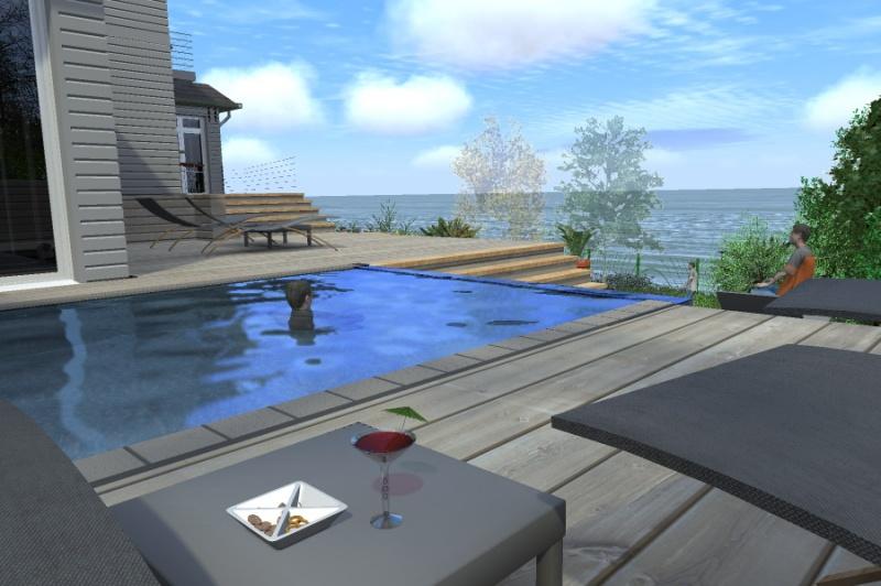 rénovation maison vue mer saint nazaire