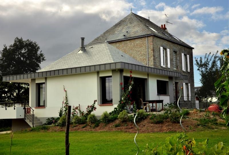Extension d'une maison à Mesquer